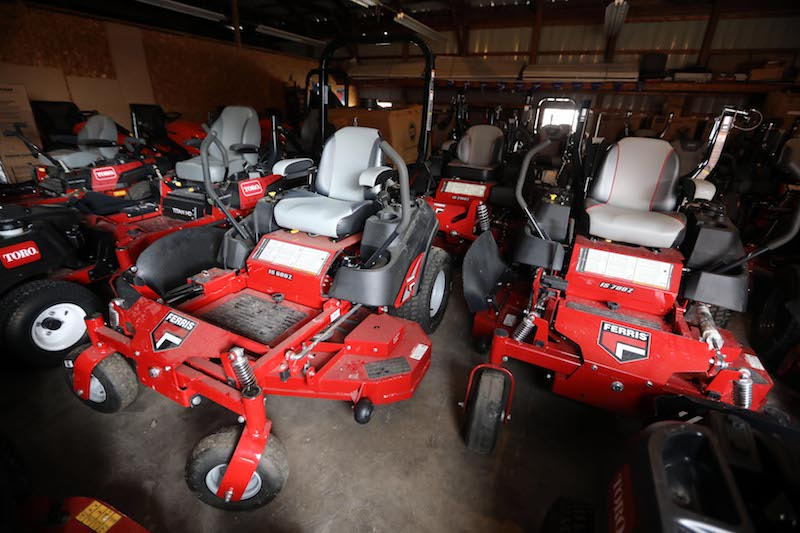 Lawnmower Equipment in West Burlington, Iowa